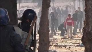 اعمال العنف في الجزائر