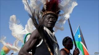 همه پرسی برای استقلال جنوب سودان