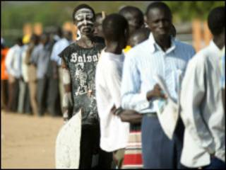 Референдум на юге Судана