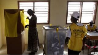 الاستفتاء على انفصال جنوب السودان