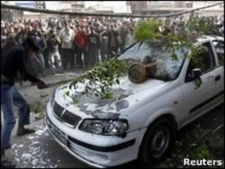 Protesto em Bangladesh