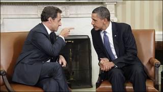 اوباما و سرکوزی