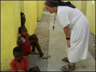 Freira italiana morou na cidade de Parintins, no Amazonas. Foto: Alessandra Correa/BBC Brasil