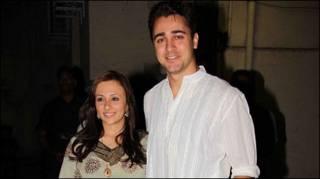 इमरान खान और उनकी पत्नी अवंतिका मलिक