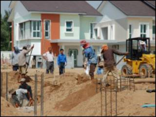 Một công trình xây dựng
