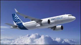 """""""نيو"""" النسخة الاحدث من طراز A320 الاكثر مبيعا لايرباص"""