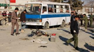 انفجار أفغانستان