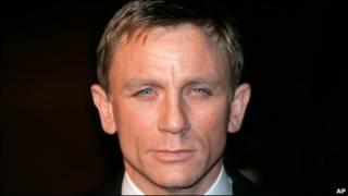 丹尼尔•克雷格(Daniel Craig)