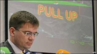 На пресс-конференции МАК