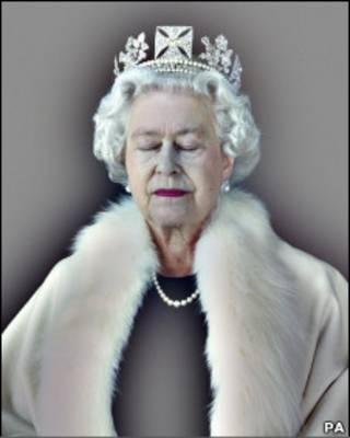 الېزابيت  د اينگلستان  ملکه
