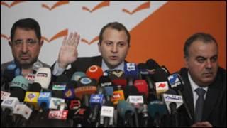 تعطلت الحكومة اللبنانية باستقالة وزراء في يناير كانون الثاني الماضي