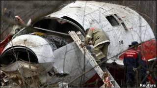 Авіакатастрофа у Смоленську
