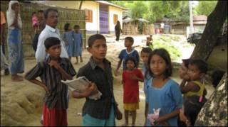 'অবৈধ' রোহিঙ্গাদের সংখ্যা নির্ণয় করবে বাংলাদেশ সরকার