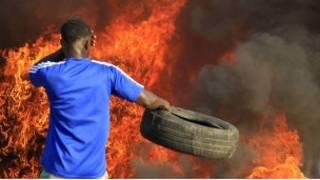 أعمال العنف في ساحل العاج