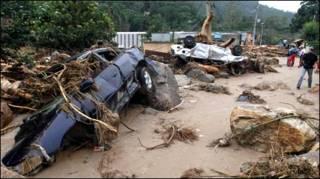 ब्राज़ील बाढ़