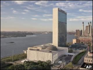 Офис ООН в Нью-Йорке
