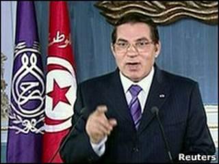 زین العابدين بن علي