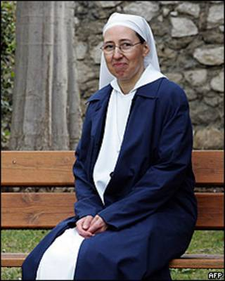 Hermana Marie Pierre-Simon