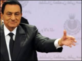 Shugaban Kasar Masar Mr. Hosni Mubarak