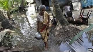 فيضانات سريلانكا