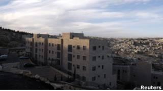 وحدة استيطانية قريبة من القدس الشرقية