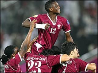 تیم قطر (عکس از نیما امیری)