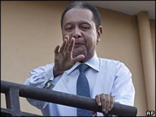 Jean-Claude Duvalier/AP