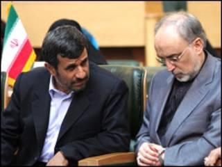 صالحی، احمدی نژاد