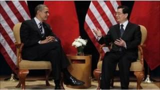 محادثات سابقة بين الزعيمين