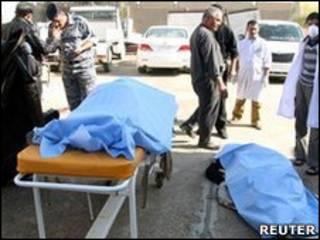 harin bom a Iraqi