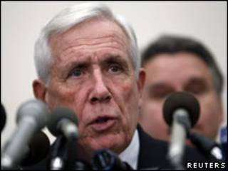 美国国会议员沃尔夫和史密斯(18/01/2011)