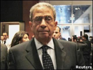 Генсек Лиги арабских государств Амр Муса