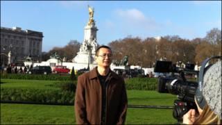 BBC英伦网记者腾龙