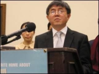वान यान्हाई, अमरीका में रह रहे चीनी मूल के एक मानवाधिकार कार्यकर्त्ता