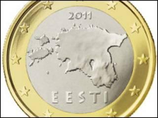 Эстонский евро