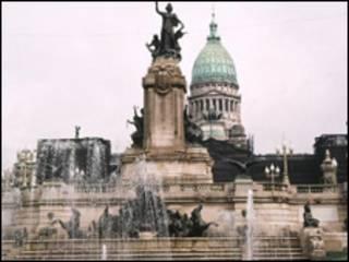 Fuente en Buenos Aires