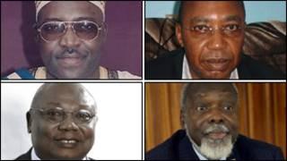 4 candidats en lice pour la présidence