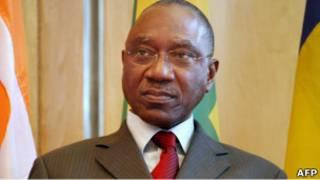 محافظ البنك المركزي لغرب افريقيا
