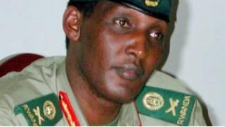 Le général Faustin Kayumba Nyamwasa
