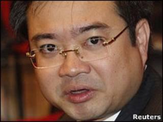 Nguyễn Thanh Nghị, con trai Thủ tướng Nguyễn Tấn Dũng