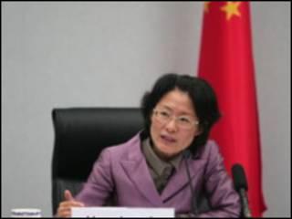 Đại sứ Đồng Hiểu Linh