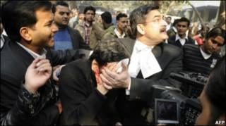 पिछली सुनवाई में राजेश तलवार पर हमला हो गया था