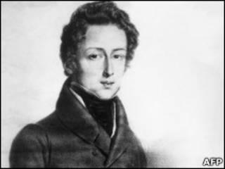 Nhạc sĩ Fryderyk Chopin