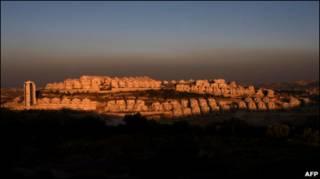 Район Хар-Хома в Восточном Иерусалиме