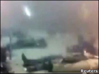 Снимок жертв взрыва в Домодедово, сделанный при помощи мобильного телефона