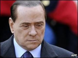 Ông Berlusconi