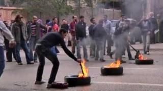 اعتراضات خیابانی مخالفان دولت مصر