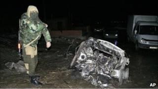 هجوم مسلَّح في داغستان
