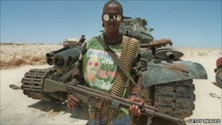 پیکارجویی در سومالی