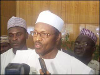 Janar Muhammadu Buhari